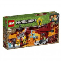 Lego Minecraft Most ohniváků